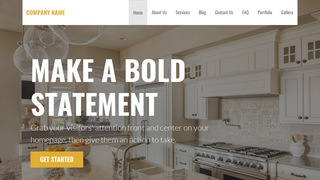 Stout Countertops WordPress Theme
