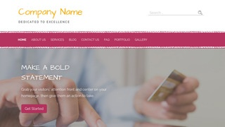 Scribbles Credit and Debt Counseling WordPress Theme