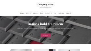 Uptown Style Crisis Intervention WordPress Theme
