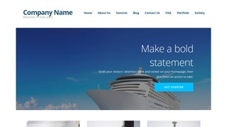 Ascension Cruises WordPress Theme