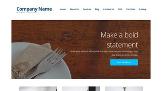Ascension Cutlery and Knives WordPress Theme