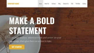 Stout Cutlery and Knives WordPress Theme