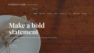 Velux Cutlery and Knives WordPress Theme