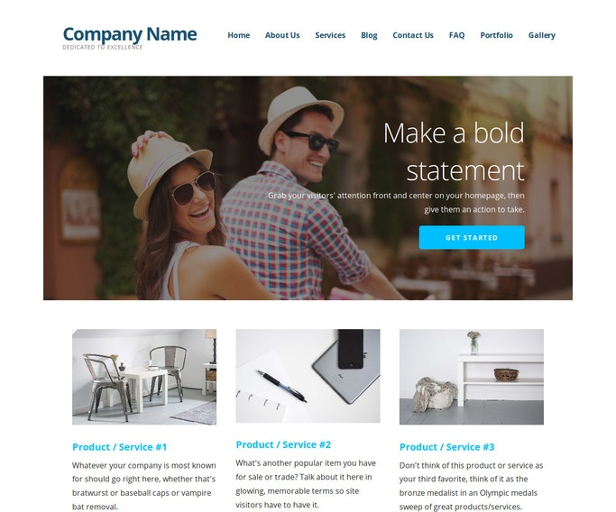 Ascension Dating WordPress Theme