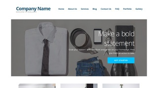 Ascension Department Stores WordPress Theme