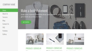 Escapade Department Stores WordPress Theme