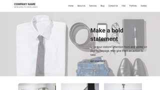 Mins Department Stores WordPress Theme