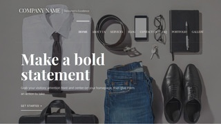 Velux Department Stores WordPress Theme