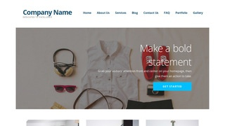 Ascension Discount Store WordPress Theme