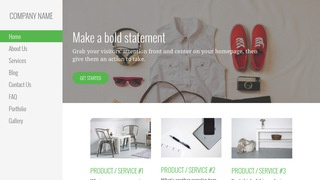 Escapade Discount Store WordPress Theme