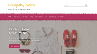 Scribbles Discount Store WordPress Theme