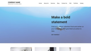 Mins Scuba and Free Diving WordPress Theme