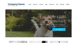 Ascension Dog Day Care WordPress Theme