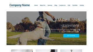Ascension Dog Trainer WordPress Theme
