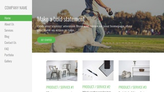 Escapade Dog Trainer WordPress Theme