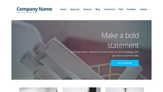 Ascension Drafting Equipment WordPress Theme