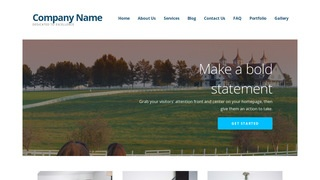 Ascension Dude Ranch WordPress Theme