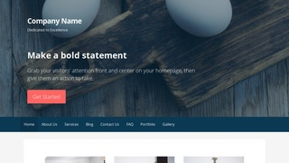 Primer Egg Supplier WordPress Theme