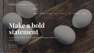 Velux Egg Supplier WordPress Theme