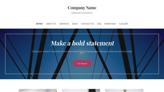 Uptown Style Electric Company WordPress Theme
