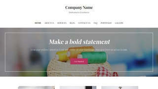 Uptown Style Embroidery WordPress Theme