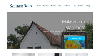 Ascension Energy Management WordPress Theme