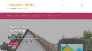Scribbles Energy Management WordPress Theme