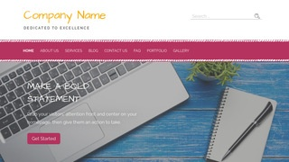 Scribbles Environmental Consultant WordPress Theme