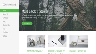 Escapade Environmental Program WordPress Theme