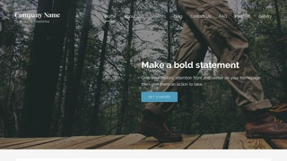 Lyrical Environmental Program WordPress Theme