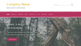 Scribbles Environmental Program WordPress Theme