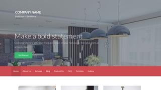 Activation Estate Appraiser WordPress Theme