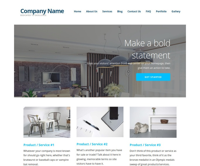 Ascension Estate Appraiser WordPress Theme