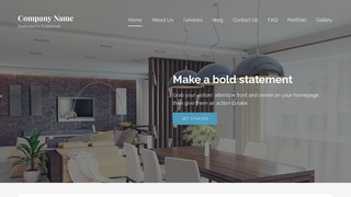 Lyrical Estate Appraiser WordPress Theme