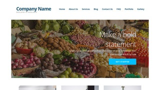 Ascension Ethnic Food Store WordPress Theme