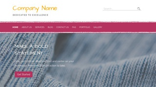 Scribbles Fabric Stores WordPress Theme