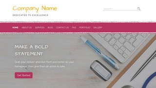 Scribbles Family Practice Physician WordPress Theme