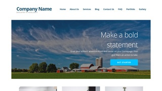 Ascension Farm Bureau WordPress Theme
