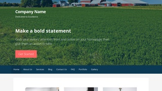 Primer Farm Bureau WordPress Theme