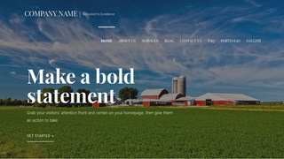 Velux Farm Bureau WordPress Theme