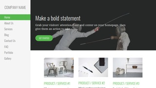 Escapade Fencing WordPress Theme