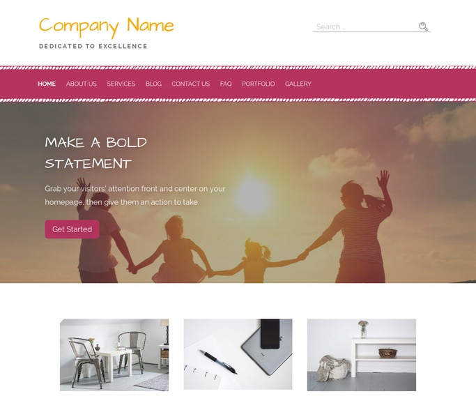 Scribbles Fertility Specialist WordPress Theme