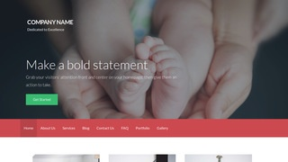 Activation Fertility Clinic WordPress Theme