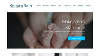 Ascension Fertility Clinic WordPress Theme