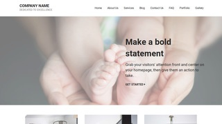 Mins Fertility Clinic WordPress Theme