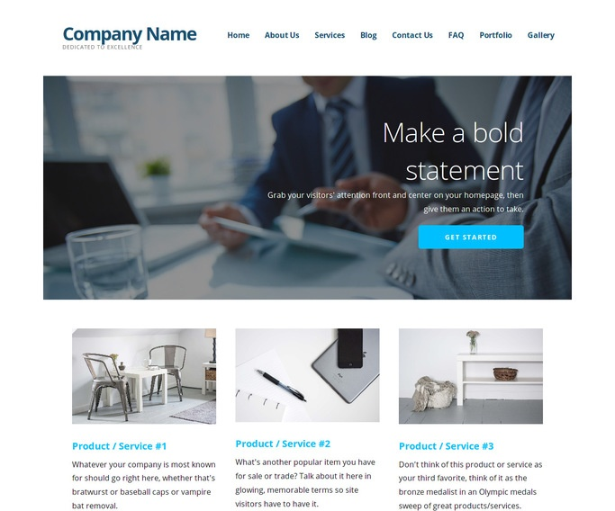 Ascension Financial and Investment Planning WordPress Theme