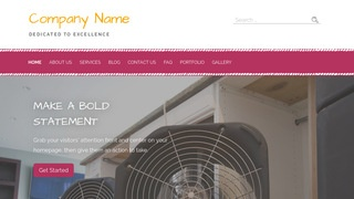 Scribbles Fire and Water Damage Restoration WordPress Theme