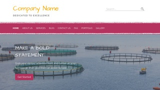 Scribbles Fish Hatchery and Farm WordPress Theme