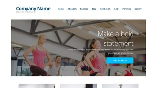 Ascension Fitness WordPress Theme