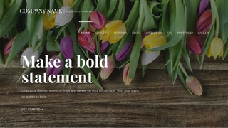 Velux Flowers WordPress Theme